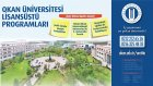 Okan Üniversitesi Lisansüstü Programları