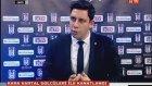 Şenol Güneş Maç Sonu Basın Toplantısı (Beşiktaş 4-1 Osmanlıspor) 28 Aralık 2017
