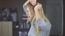Yılbaşı Saç Modeli - Çağla Şikel