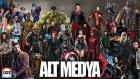 Alt Medya #35 - Yılbaşı Özel Bölümü - Hediyelerimiz Var!