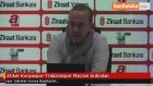 Atiker Konyaspor-Trabzonspor Maçının Ardından