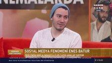 Enes Batur Ödülünün Geri Alınmasına İlişkin Konuştu