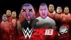 Musa Babuşla Efsane Royal Rumble / 20 Adam 1 Ring / Wwe 2k18 : Türkçe Multiplayer Oynanış