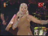Ajda Pekkan - Rumeli Hisarı Konseri (Temmuz 1998)