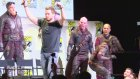 Guardıans Of The Galaxy Vol. 2 Comic Con - Chris Pratt, Zoe Saldana, Karen Gillan, Dave Bautista