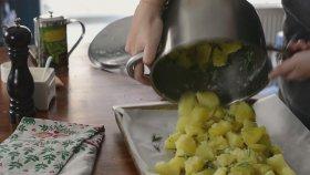 Fırında Çıtır Çıtır Patates Nasıl Yapılır? - Esen Blake
