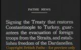 Lozan Antlaşması 24 Temmuz 1923