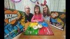 Kızma Birader Oynadık. Dede Elif Lera Ponçik Yarıştı . Misafir Oldu Oyuncak Toys Unboxing