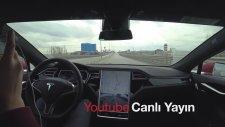 Tesla ile Ankara'dan Konya'ya Gitmek