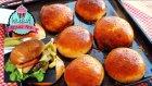 Yumuşacık Hamburger Sandviç Ekmeği Tarifi / Okula İşyerine Götürmek İçin Ayşenur AltanTarifleri