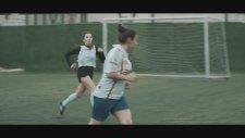 Açelya Özcan Futbol Maçı