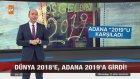 Adana 2019'a Girdi