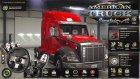 American Truck Simulator Yağmur ve Gece