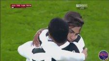 Douglas Costa'nın Torino'ya attığı gol