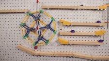 Gözlerinizi Ayıramayacağınız Rube Goldberg Düzeneği