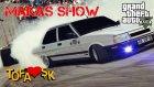 Makas Show!!! Gta 5 Tofaş #2