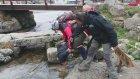 Şahin Cafe Pansiyon Yukarı Kavrun Yaylasın Da Karasunu Muhabir Hatalı Anons Edince  Suya Soktular