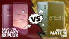 Mate 10 Pro Vs Galaxy S8 Plus  Karşılaştırma! - Devler Karşı Karşıya!