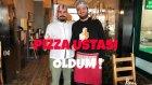 1 Günlüğüne Pizzacı Oldum - İtalyan Pizzası Nasıl Yapılır?