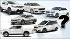 2017'de En Çok Satılan 5 Otomobil,suv,pick-Up Ve Hafif Ticariler
