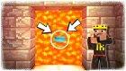 Gizli Buton Buldum # Minecraft Bulmaca