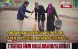 Görme Engelli Adama Temizlik Cezası  İstanbul