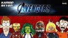 Orhan ve Zeki Avengers'a Katıldı!