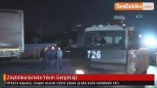 Zeytinburnu'nda Yıkım Gerginliği