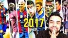 Dünya Futbolunda 2017 Nın Unutulmaz Olayları ! Rewınd 2017