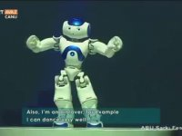 Harmandalı Oynayan Robot