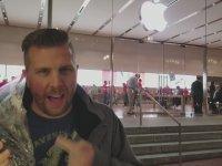 Parçaladığı iPhoneları Apple Store'da Sıfırıyla Değişim Yaptıran YouTuber