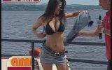 Arjantin Televizyonunda Striptiz  Telefe