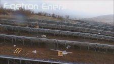 Güneş Enerji Santrali 617Kwp Yozgat - Egetron Enerji - Anahtar Teslim