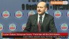 İçişleri Bakanı Süleyman Soylu: