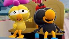 Limon ile Zeytin - Çok Güleceğiniz 4 Bölümden En Komik Çizgi Film Sahneleri