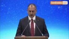 Adalet Şurası - Adalet Bakanı Gül (1)