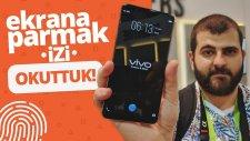 Apple ve Samsung'un Yapamadığını Vivo Yaptı! - Camdan Parmak İzi Artık Gerçek