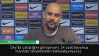 Guardiola'dan Sky muhaberine Alexis Sanchez tepkisi