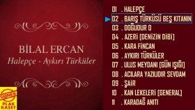 Bilal Ercan - Barış Türküsü Beş Kıtanın