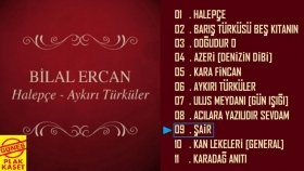 Bilal Ercan - Şair