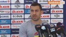 Fenerbahçeli Şener Özbayraklı: Biz Her Zaman Yarışın İçindeyiz