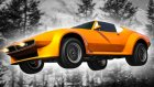 Turuncu Süper Araba - Gta 5