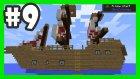 Koloni Gemisi! - Minecraft: The Simple Life #9