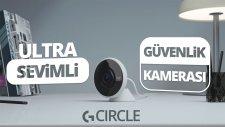 Logitech Circle 2 Ön İnceleme - Prize Bağlanabilen Güvenlik Kamerası!