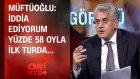 Mehmet Müftüoğlu'ndan Büyük Seçim İddiası