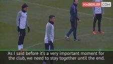 PSG Kaptanı Thiago Silva, Kampa Geç Katılan Cavani'ye Ateş Püskürdü