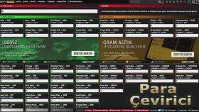 Canlı Altın ve Para Çevirici Ekranı Piyasa.Paratic.com/para-cevirici/ Adresinde Sizlerle