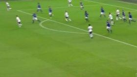 Cenk Tosun'un Topla Buluştuğu Anlar (Tottenham 4-0 Everton)