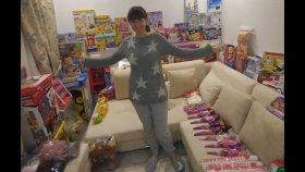 Elifin Sürpriz Hediye Oyuncak Odasını Hazırladık, Kostümler, Oyunevleri, Bebekler