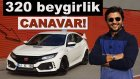 Honda Civic Type R Test Sürüşü